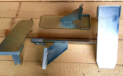 4x Genuine Propmate Wall Supports,Propmates , Acrow Attachment Acro Prop Support