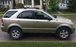 Safetied 2006 Kia Sorento