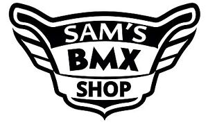 ALL YOUR BMX NEEDS & BEST PRICES AT ONE PLACE....SAM'S BMX SHOP
