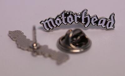 Metalpin MOTÖRHEAD LOGO White  MBA 165