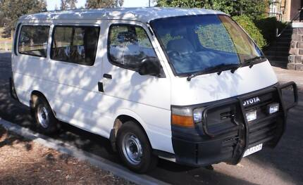 1990 Toyota Hiace Sunshine Brimbank Area Preview