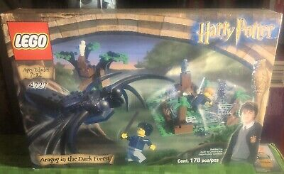 NEW Lego 4727 Harry Potter  Aragog in the Dark Forest