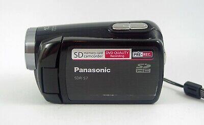 Panasonic SDR-S7 Video Camera
