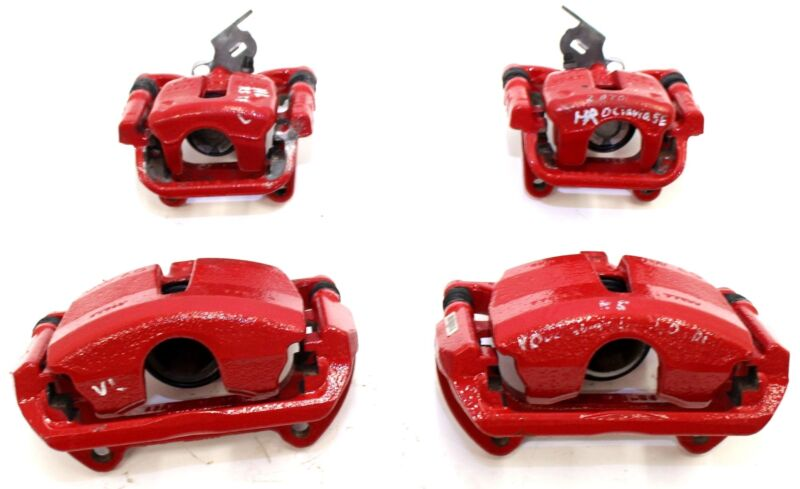 2 Bremssättel vorn Skoda Octavia III 5E RS Superb 3V Bremse 340mm Bremsanlage
