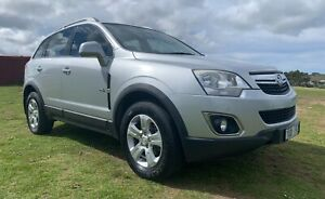 2012 HOLDEN Captiva 5 (FWD) Warrnambool Warrnambool City Preview