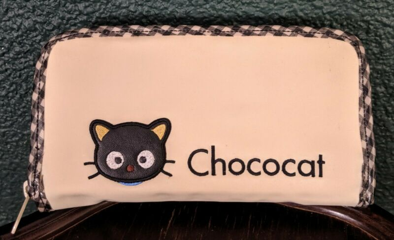 Vintage Sanrio Chococat Long Wallet RARE Collectible Adorable