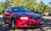 2002 Alfa Romeo 156 Sedan 2.0L JTS SeleSpeed Magill Campbelltown Area Preview