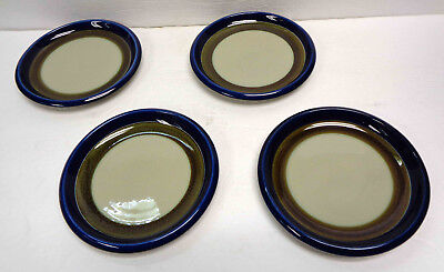 "Set of 4 Rorstrand Sweden Elisabeth Pattern 6¼"" Bread & Butter Plates VGC!"