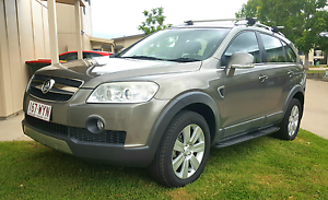 Holden Captiva LX CG   2008  4X4   7- Seater Carina Brisbane South East Preview