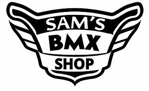 ALL YOUR BMX NEEDS & BEST PRICES AT #1 PLACE...SAM'S BMX SHOP..