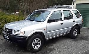 2000 Holden Frontera Wagon South Spreyton Kentish Area Preview