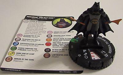 NEKHRUN, THE BAT-GOD 024 DC HeroClix 15th Anniversary ELSEWORLDS Heroclix