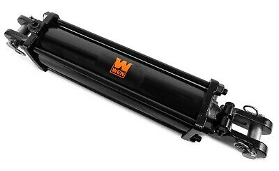 Wen Tr3508a 2500 Psi Asae Tie Rod Hydraulic Cylinder W 3.5 Bore And 8 Stroke