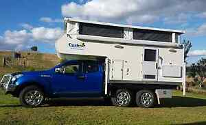 FOR SALE: Holden Colorado Six Wheeler Custombuilt SlideOn Camper Buxton Bundaberg Surrounds Preview