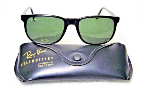 Ray-Ban USA Vintage 90s NOS B&L Celebrities Caribe Wayfarer W2890 New Sunglasses