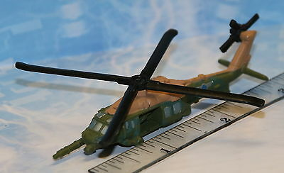 MICRO MACHINES Helicopter UH-60A Blackhawk # 2 VERY RARE for sale  Alden