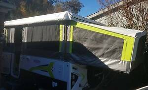 2017 Jayco Swan Outback As New Black Rock Bayside Area Preview