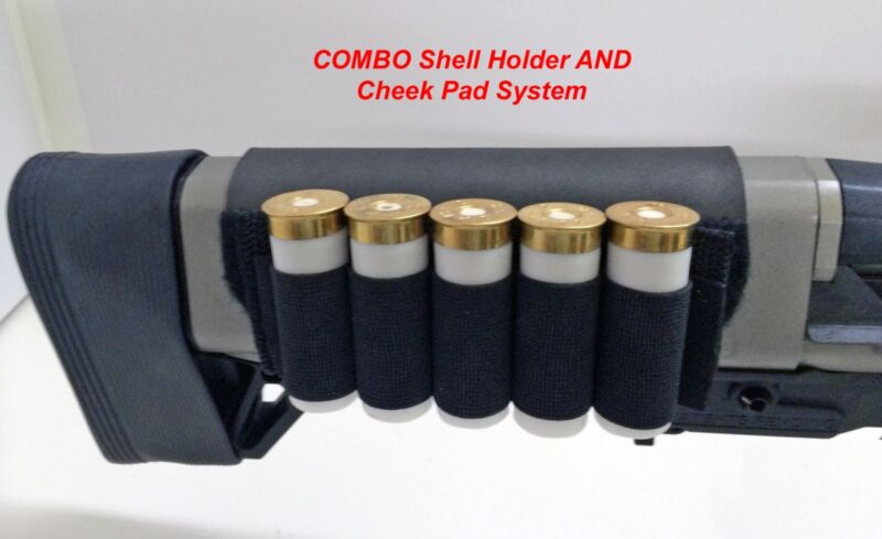 COMBO KSG Shell Holder AND Cheek Pad System by Eagle Mtn Sales