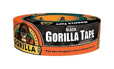 "Gorilla Glue Black Gorilla Tape 1.88"" x 35 yd 1 ea (Pack of 6)"