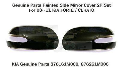 OEM Genuine Parts Side Mirror Cover Molding 2Pcs for KIA 2009-2012 Cerato Forte