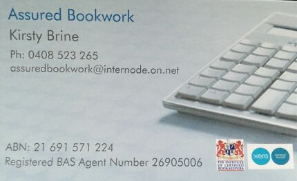 Certified Bookkeeper/Registered BAS Agent Adelaide CBD Adelaide City Preview
