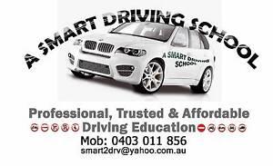 A SMART DRIVING SCHOOL (North West Suburbs) Maribyrnong Maribyrnong Area Preview