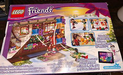 LEGO 41131 Friends Advent Calendar 2016 (Retired) - NEW NIB