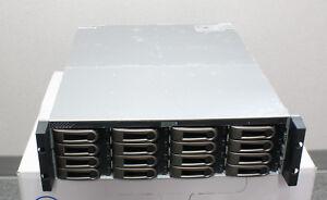 Promise VTrak J610s Redundant 16 Bay SAS/SATA JBOD Storage Enclosure Chassis