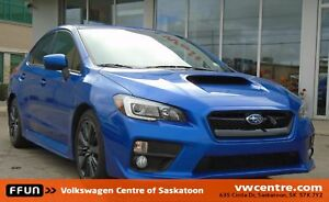 2015 Subaru WRX Sport Package Bluetooth, SiriusXM Ready, Back...