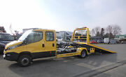Iveco DAILY 72C18 Doppelkabine Schiebeplateau