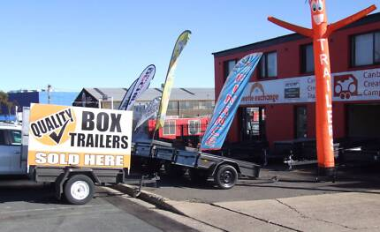 Box Trailer Servicing: When did you last service your trailer? Fyshwick South Canberra Preview