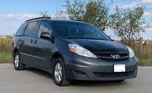 Toyota Sienna 2007 LE