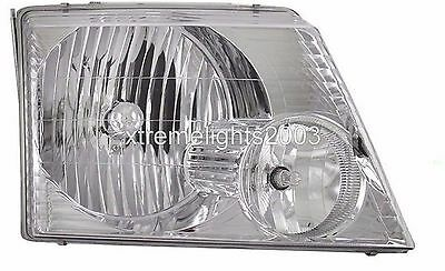 NEWMAR MOUNTAIN AIRE 43ft 2004 2005 2006 RIGHT HEADLIGHTS HEAD LIGHTS FRONT RV
