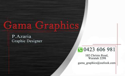 Gama Graphics Waratah Newcastle Area Preview