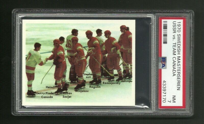Ken Dryden Hockey Cards