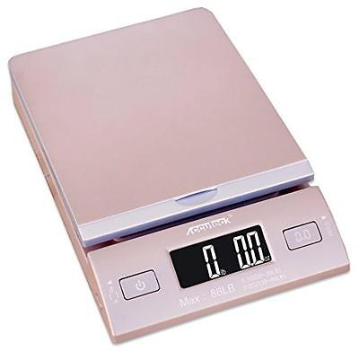 Accuteck Dreamgold 86 Lbs Digital Postal Scale Shipping Scale Postage With Usba