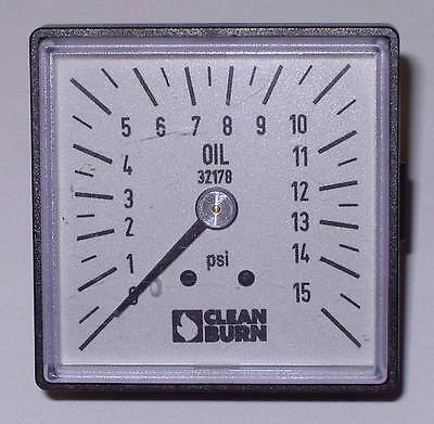 OIL Litmus test 32178 Decontaminated Blaze Worthless devastate OIL FURNACE Four-sided Size ENERGYLOGIC