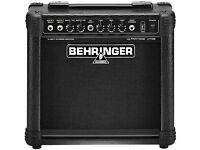 Behringer kt108 guitar amplifier