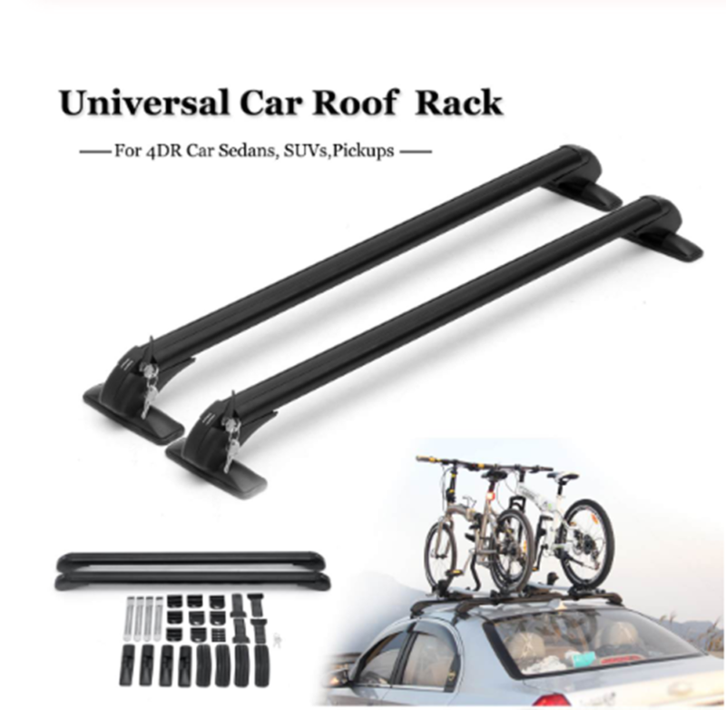 Universal Roof Rack Cross Bars Luggage Carrier Rubber Gasket