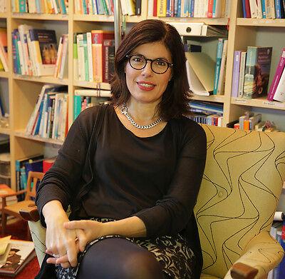 Dr. Beatrice Wagner, Paar- und Sexualtherapeutin aus München. (Bild: Hannes Kohlmaier)