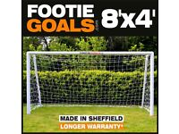 Garden Football Goals With Net Footie Goals for sale  Cumbernauld, Glasgow