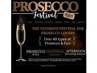 6 tickets for Ipswich Prosecco Festival on 4th Novemeber 12 noon untip 6.30 pm