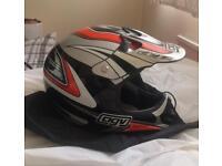 AGV Motocross Helmet - Size M