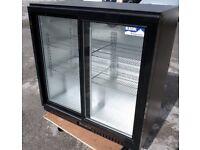 catering equipment / BOTTLE COOLER / drinks display fridge
