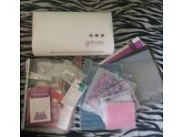 Gemini die cutting machine + extras