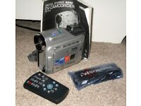 Faulty Median MD 80566 Mini DV Camcorder + Remote Battery Manual - Spares Repair
