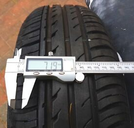 Continental ContiEcoContact 3 (175/65 R14 82T) Tyre - Nearly New