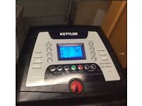 Kettler Running Machine