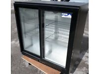 BOTTLE COOLER / drinks display fridge