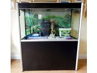 Huge fluval profile fish tank sale or swap